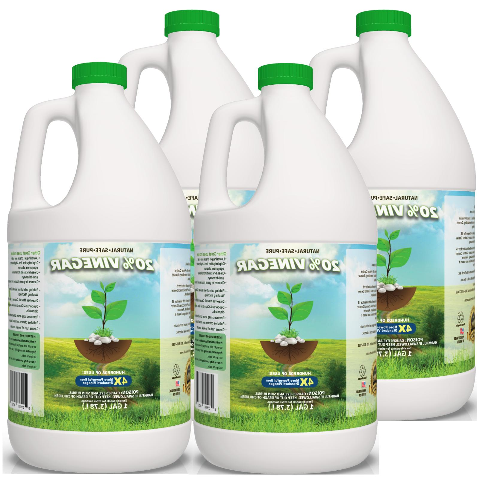 Pure VINEGAR Home & Natural, Distilled Vinegar