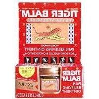 Tiger Balm Red Extra Strength Pain Relieving Ointment Vanish