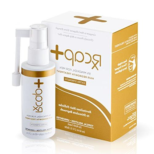 rxcap minoxidil hair regrowth treatment