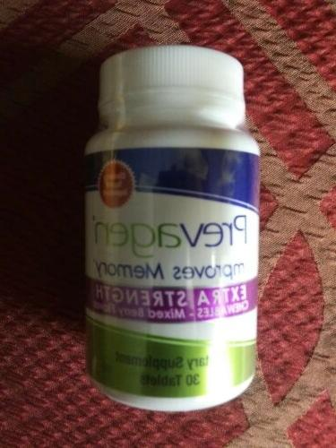 sale prevagen extra strength chewables 30 free
