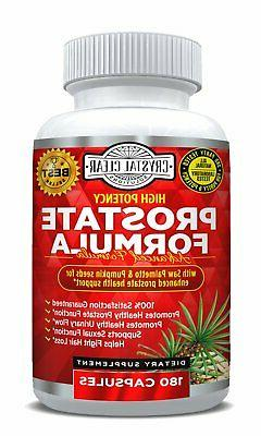 Saw Palmetto Supplement Best for Prostate Health Frequent Ur