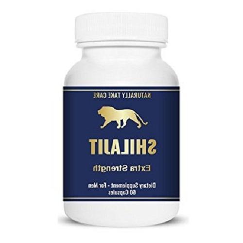 shilajit capsules extra strength