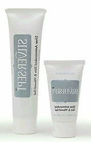 Silver-Sept Silver Antimicrobial Skin and Wound Gel 3 oz