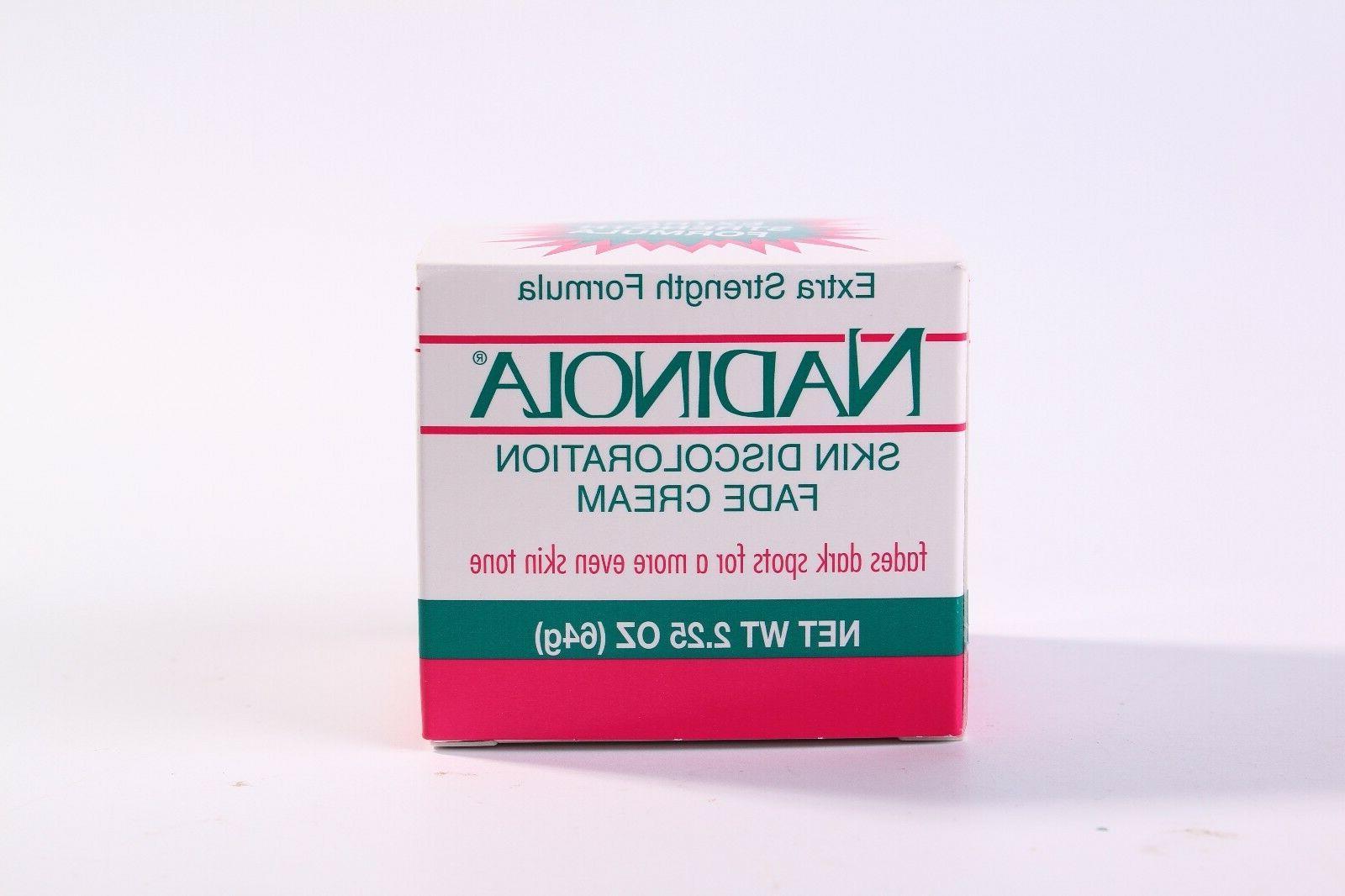 Nadinola Cream Extra oz