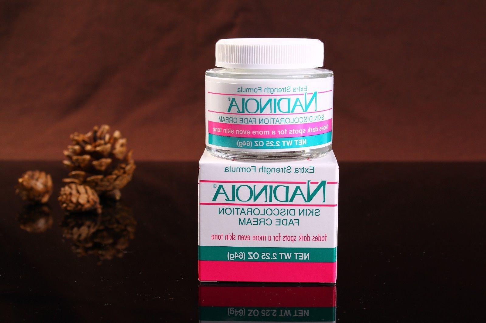Nadinola Skin Cream Extra 2.25 oz