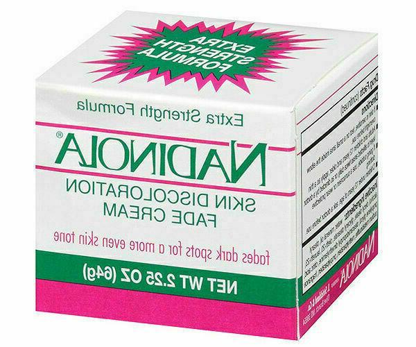 skin discoloration fade cream 2 25 oz