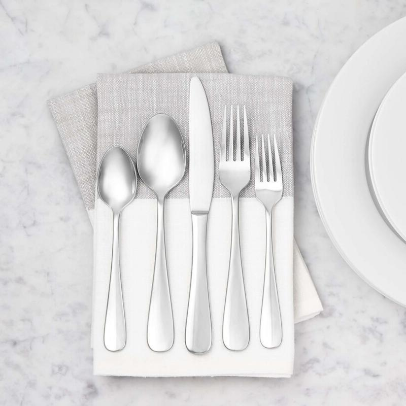 Stainless Dinner Spoons With Of
