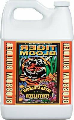 Tiger Bloom Extra Strength Fertilizer 2-8-4 for Abundant Fru