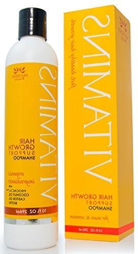 vitamins hair loss regrowth less
