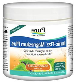 Pure Essence Labs Ionic Fizz Magnesium Plus - Calm Sleep Aid
