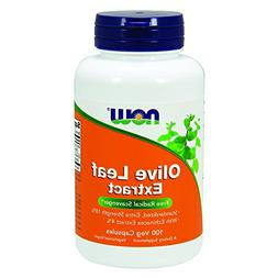 NOW Foods, OLIVE LEAF EXT 18% 500mg 100 VCAPS