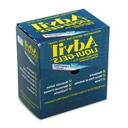 Liqui-Gels, 50 Two-Packs/Box