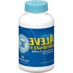 Aleve Liquid Gels with Easy Open Arthritis Cap, 160 Count