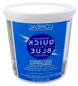 Loreal Quick Blue Powder Bleach Extra Strength 1Lb.