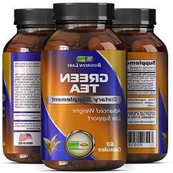 Bio Sense Green Tea Weight Loss Supplement with EGCg Polyphe