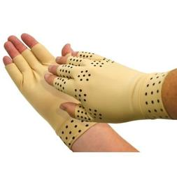 Magnetic Therapy Support Gloves Arthritis Pressure relief pa