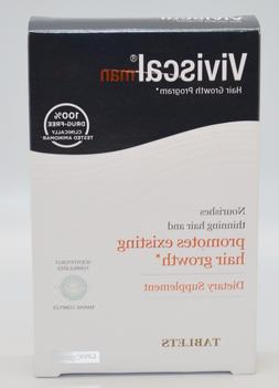 Viviscal Man Hair Growth Supplement Extra Strength  EXP 01/2