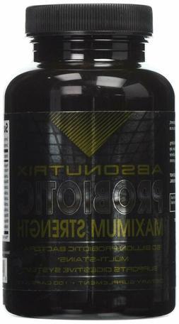 Absonutrix Probiotic Maximum Strength 50 Billion Per Capsule