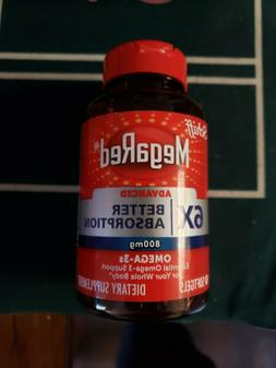 Schiff Megared Advanced Triple Absorption Omega-3 Softgels 8