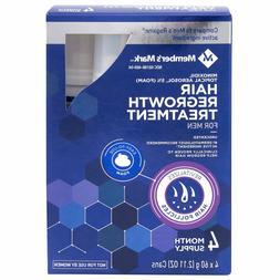 Member's Mark Extra Strength Minoxidil 5% Foam 4 Month Suppl
