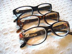 """MEN'S or WOMEN'S """"EXTRA STRENGTH"""" READING GLASSES SOLID OR F"""