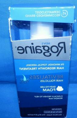 Men's Rogaine Extra Strength Treatment 1 Month Supply  EXP: