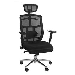 TOPSKY Mesh Computer Office Chair Ergonomic Design Chair Ske