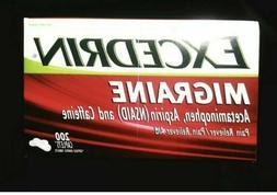 Excedrin Migrain Cplt 100 Size 100ct Excedrin Migrain Cplt 1