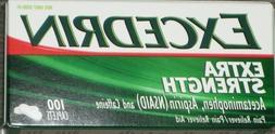 Excedrin Migraine Acetaminophen, Aspirin NSAID and Caffeine