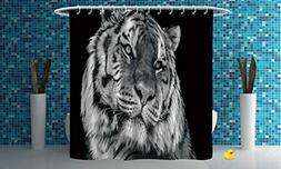 iPrint Mildewproof Shower Curtain  Bath Curtain Design
