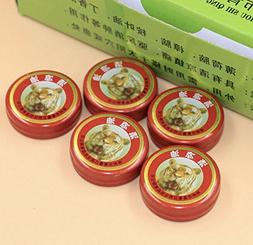 Mini Travel Tiger Balm Made with Love