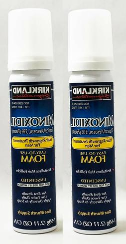 Kirkland Minoxidil 5% Extra Strength Men Hair Regrowth  =2 M