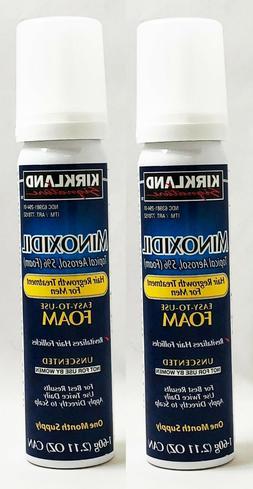 Kirkland Minoxidil 5% Extra Strength Men Hair Regrowth  =2 M