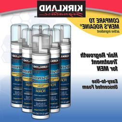 Kirkland Minoxidil 5% Extra Strength Men Hair Regrowth Foam