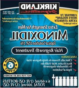 Kirkland Minoxidil 5% Extra Strength Men's Hair Regrowth Sol
