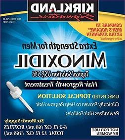 Minoxidil for Men 5% Hair Regrowth Treatment 12 Months Suppl