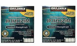 Kirkland Signature Minoxidil Hair Regrowth Treatment 1 Year