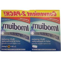 Imodium Multi Symptom Relief Diarrhea Plus Antidiarrheal and