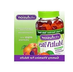 Vitafusion MultiVites Gummy Vitamins for Adults - 250 Multiv