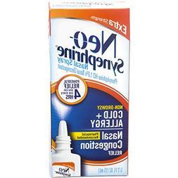 Neo-Synephrine Nasal Spray , Extra Strength Formula, 0.50 Ou