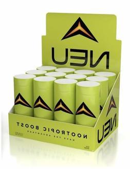 NEU Extra Strength Nootropic Energy Shots Energy Drink Pre-W