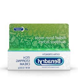 New Benadryl Extra Strength Antihistamin