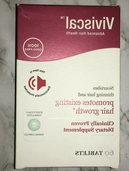 Viviscal FORMERLY Extra Strength 60 Tablets Hair Growth Wome