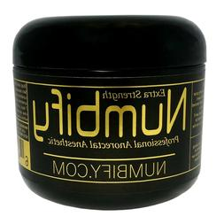 Numb-ify Maximum Extra Strength 5% Lidocaine Numbing Cream