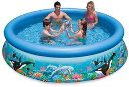 Intex 10 X 30 Ocean Reef Easy Set Pool By