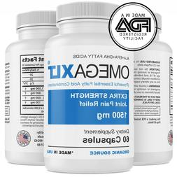 Omega XLT Extra Strength Joint Support Omega-3 Potent Joint