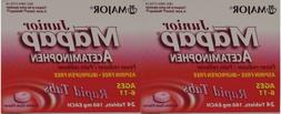 Junior Pain Reliever Acetaminophen 160 mg Ages 6-11 Generic