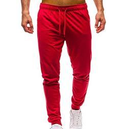 NEARTIME Promotion❤️Men Sports Pants, Fashion 2018 Pure