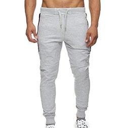 NEARTIME Promotion❤️Men Sports Pants, Fashion 2018 Casua