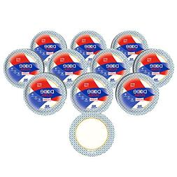 """Dixie Ultra Paper Plates, 8 1/2"""", 300 Count, 10 Packs of 30"""